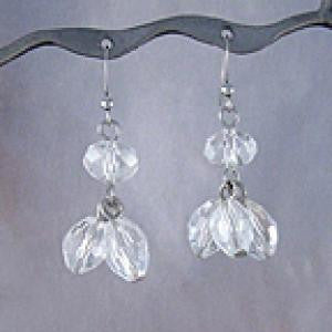 Regine Crystal Earrings