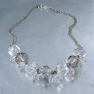Regine Crystal Necklace