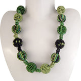 Allegra Beaded Necklace