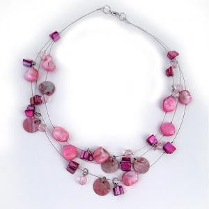 Fleur Floating Necklace