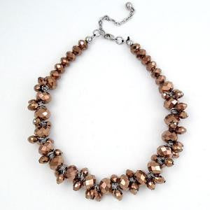 Renee Crystal Necklace