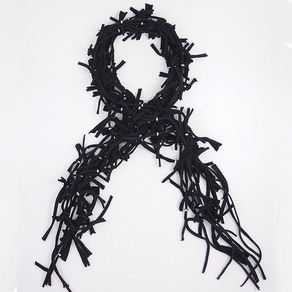 Karma yoga knotty scarf