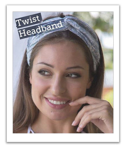 BANDANA 'TWIST' (10-Pack)