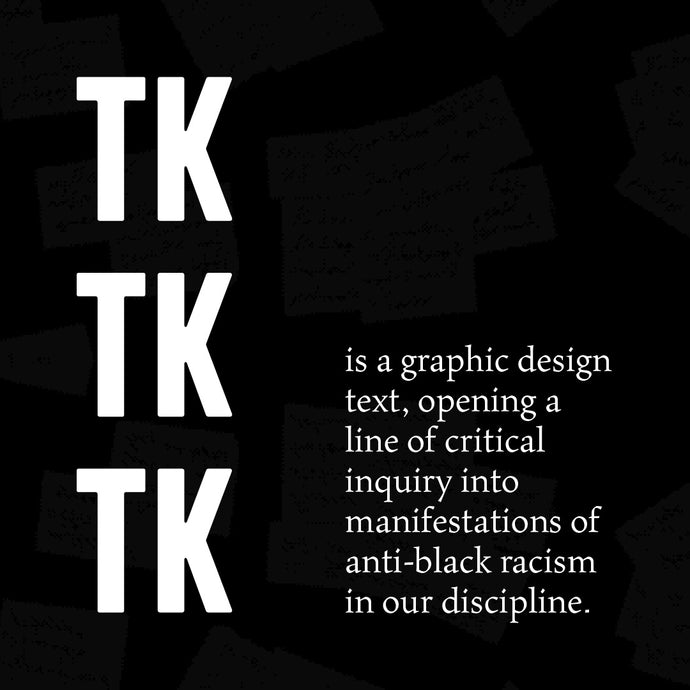 TKTKTK: Changes to Come