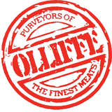 Olliffe Butcher Shop Logo