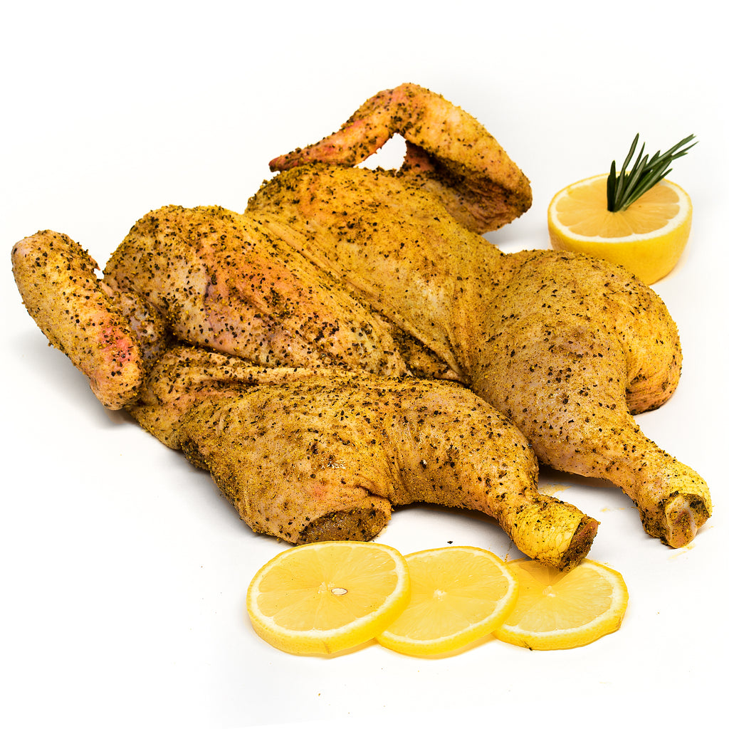Olliffe Butcher Lemon Pepper Whole Chicken