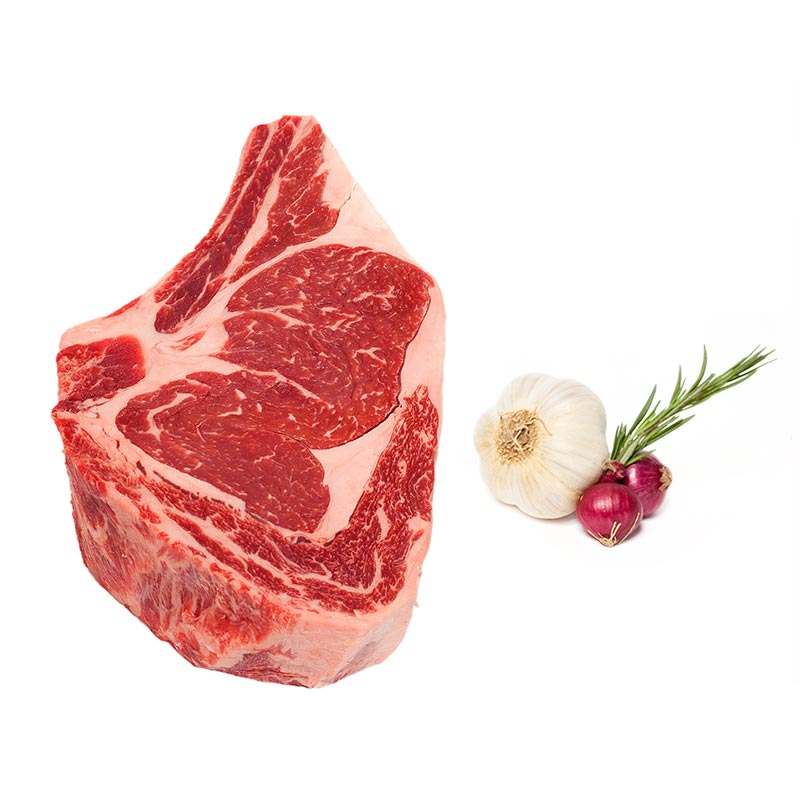 Blue Ribbon Bone In Rib Steak