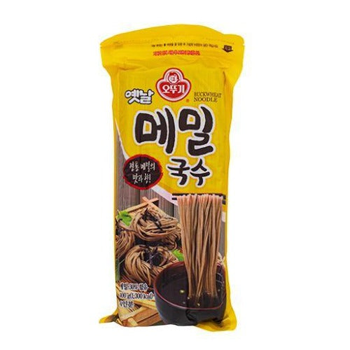Dried buckwheat noodle 400g - K-Mart