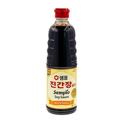 Soy sauce gold F-3 930mL - K-Commerce