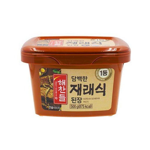 Haechandle soybean paste 500g - K-Commerce