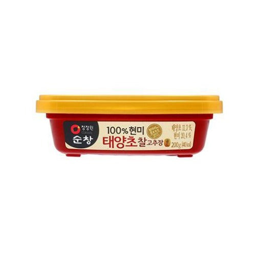 Brown rice red pepper paste 200g - K-Mart