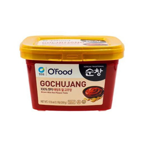Brown rice red pepper paste 500g - K-Mart