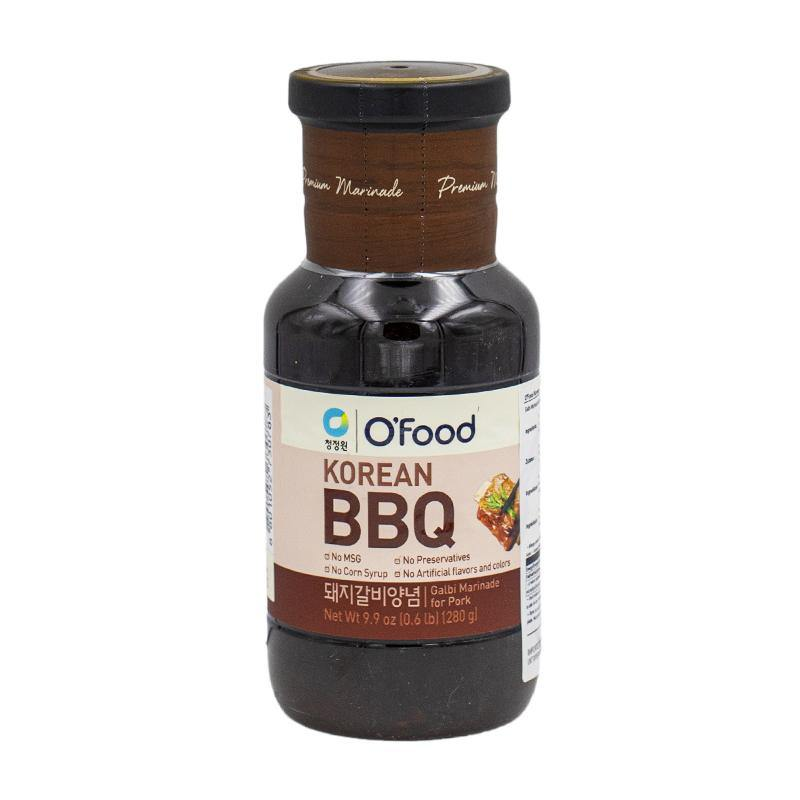 O'Food Korean BBQ pork galbi marinade 280g - K-Mart