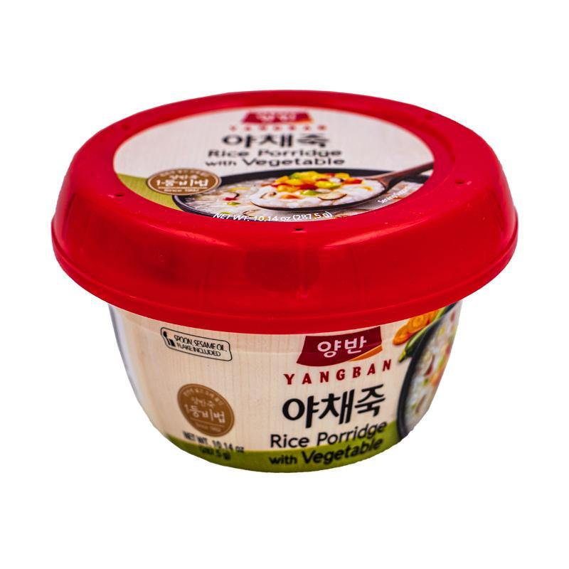 Rice porridge with vegetable 287.5g - K-Mart
