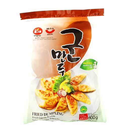 Vegetable fried dumpling 800g - K-Mart