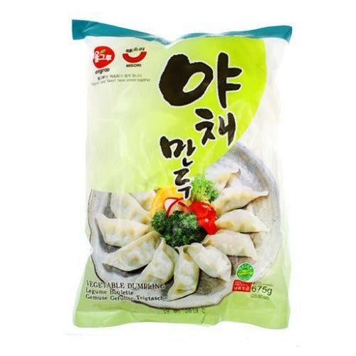 Allgroo vegetable dumpling 675g - K-Mart