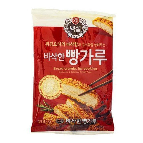 Bread crumbs for cooking 200g - K-Commerce