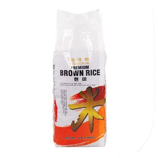 Premium brown rice 2.27kg - K-Mart