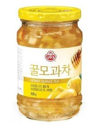 Honey quince tea 500g - K-Mart