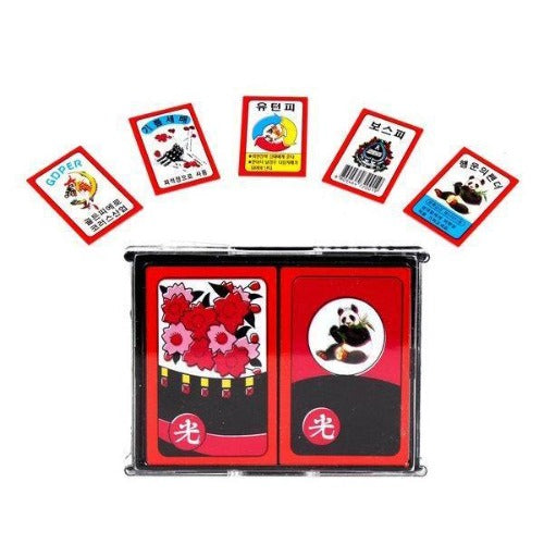 Korean play card Hwatoo 130g - K-Commerce