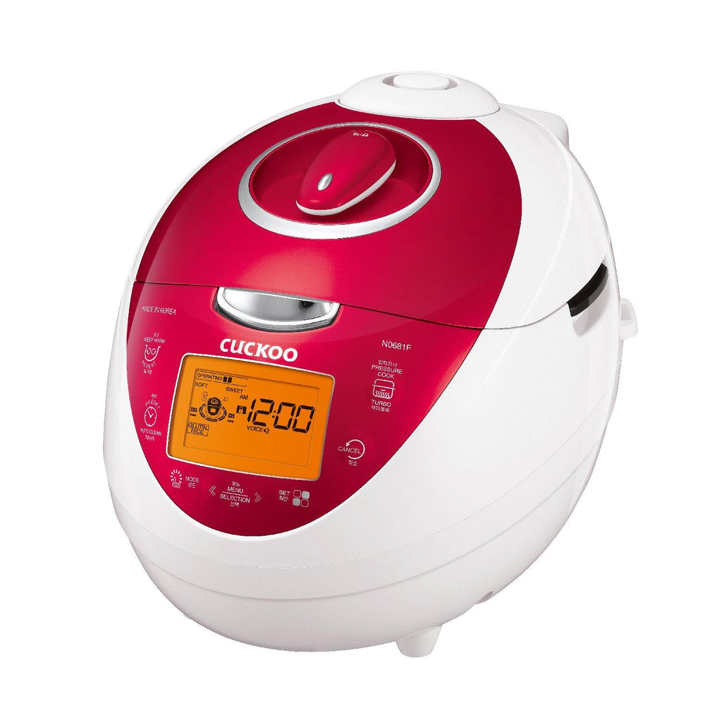 Pressure rice cooker 1.08L (6 Persons) - K-Mart
