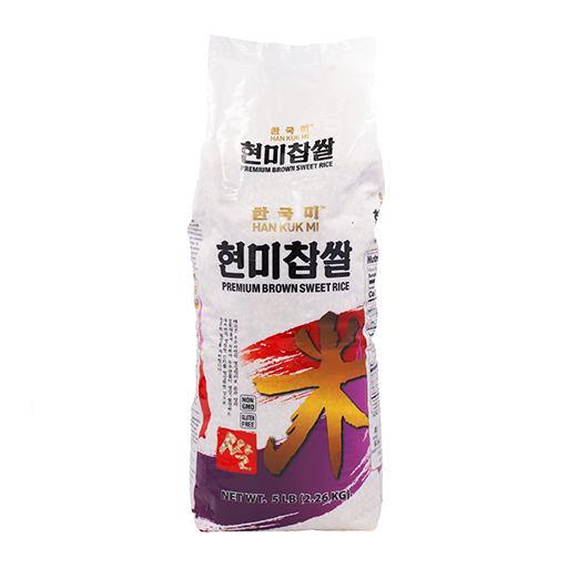 Premium sweet brown rice 2.27kg - K-Mart