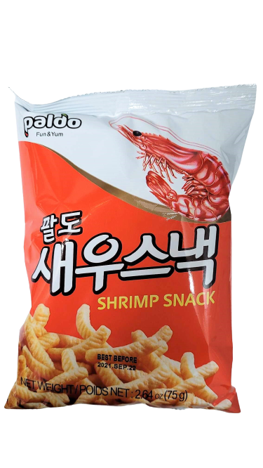 Shirimp snack 75g - K-Commerce