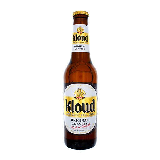 Kloud korean beer bottle 330mL - K-Mart