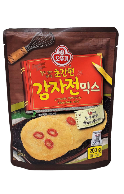 Potato pancake mix 200g - K-Commerce