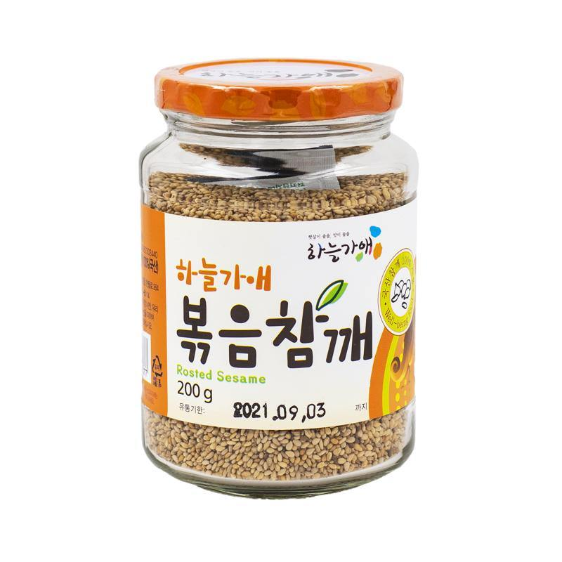 Yeongwol roasted sesame 200g - K-Mart
