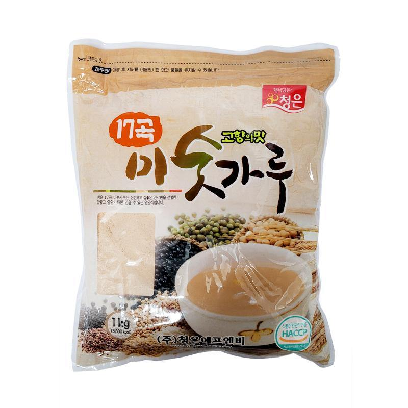 17 grains powder Misusgalu 1kg - K-Mart