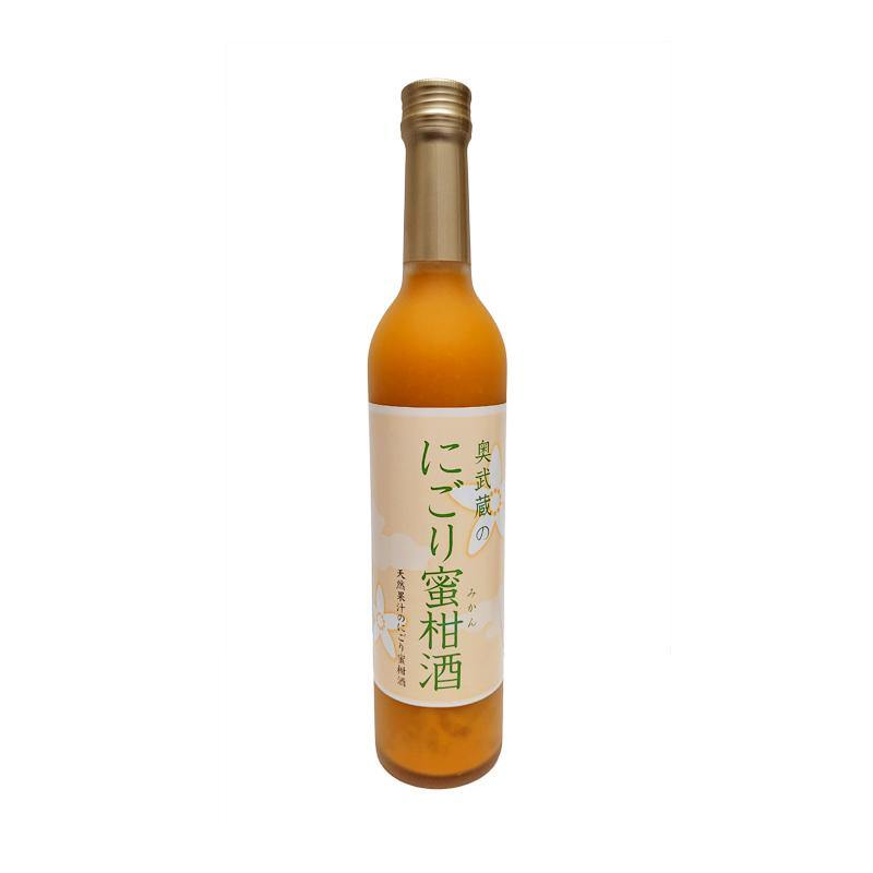SAKE Nigori clementine 50cl - K-Commerce