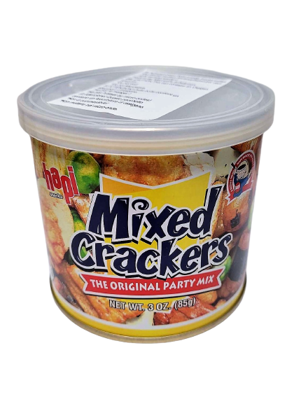 Mixed crackers the original party mix 85g - K-Mart