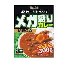 Megamori medium spicy curry 300g - K-Mart