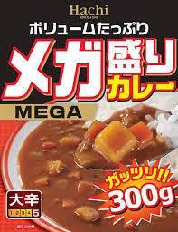 Megamori very spicy curry 300g - K-Mart