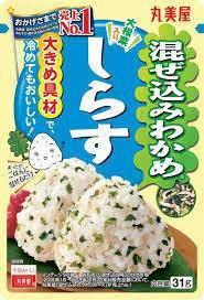 Rice seasoning shirasu seaweed 31G - K-Commerce