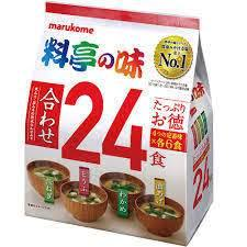 Instant miso soup in pack 520G - K-Mart