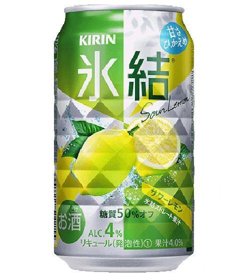 Hyoketsu lemon chuhai 4% 350ml - K-Commerce
