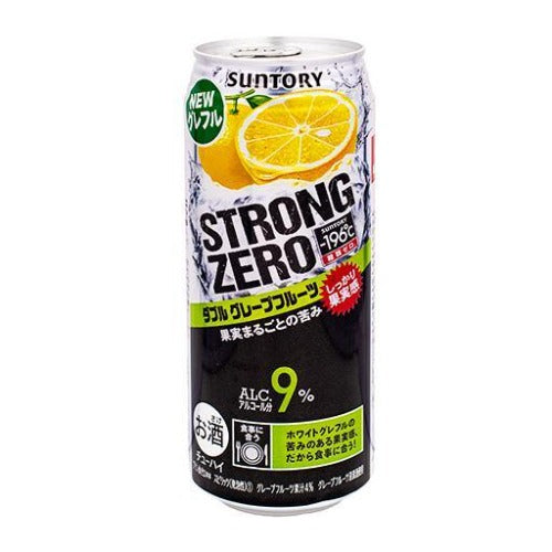 196 Strong zero grapefruit 500mL - K-Mart