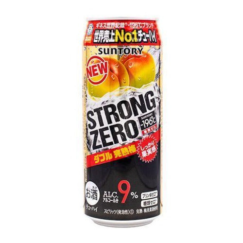 196 Strong zero ume plum 500mL - K-Mart