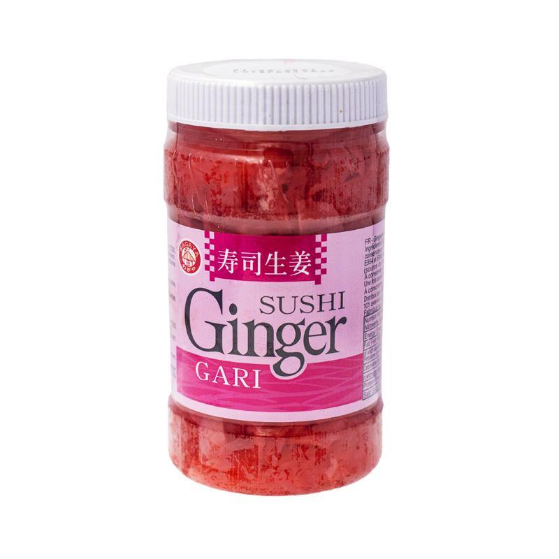 Sushi ginger pink gari 340g - K-Commerce