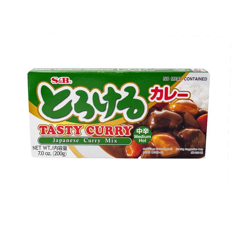 Torokeru curry medium hot 200g - K-Mart