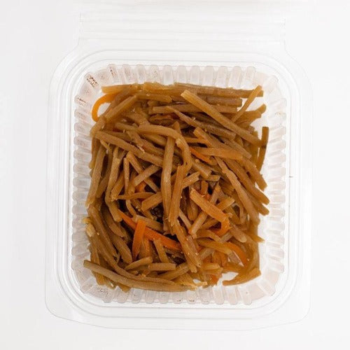 K-MART Sautéed burdock and carrot 100g - K-Mart