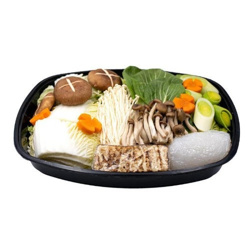 K-Mart Shabu-shabu vegetables meal kit 1kg - K-Mart