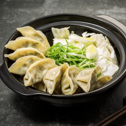 K-Mart Korean dumpling soup meal kit 400g - K-Mart