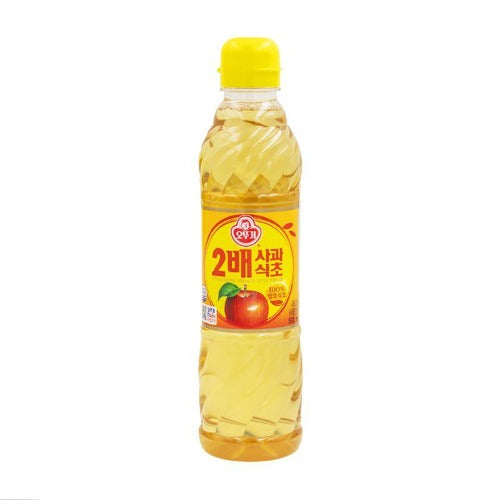 Double strength apple vinegar 500ml - K-Commerce