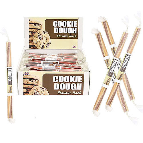 McAdams Cookie Dough Rock Sticks - 120 Count