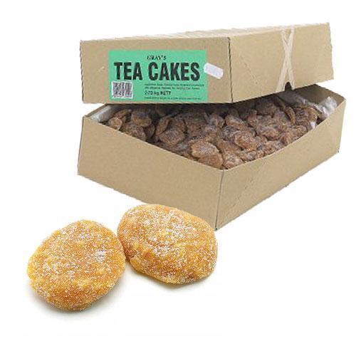 Grays Teacakes - 2.72kg