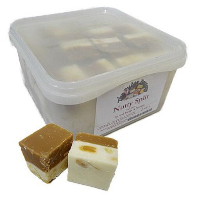 Fudge Factory Nutty Split Fudge - 2kg