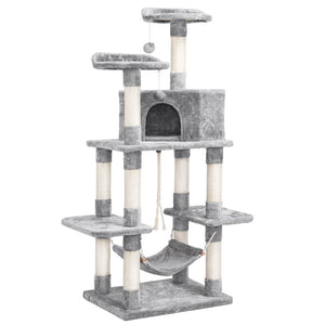 "58.5"" H Cat Tree Tower"